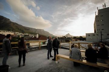 Le Cap  Rooftop Kelvin Corner - Rooftop Venue image 0