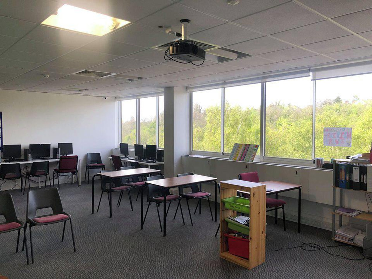 Londen training rooms Vergaderruimte meeting space 4 image 0