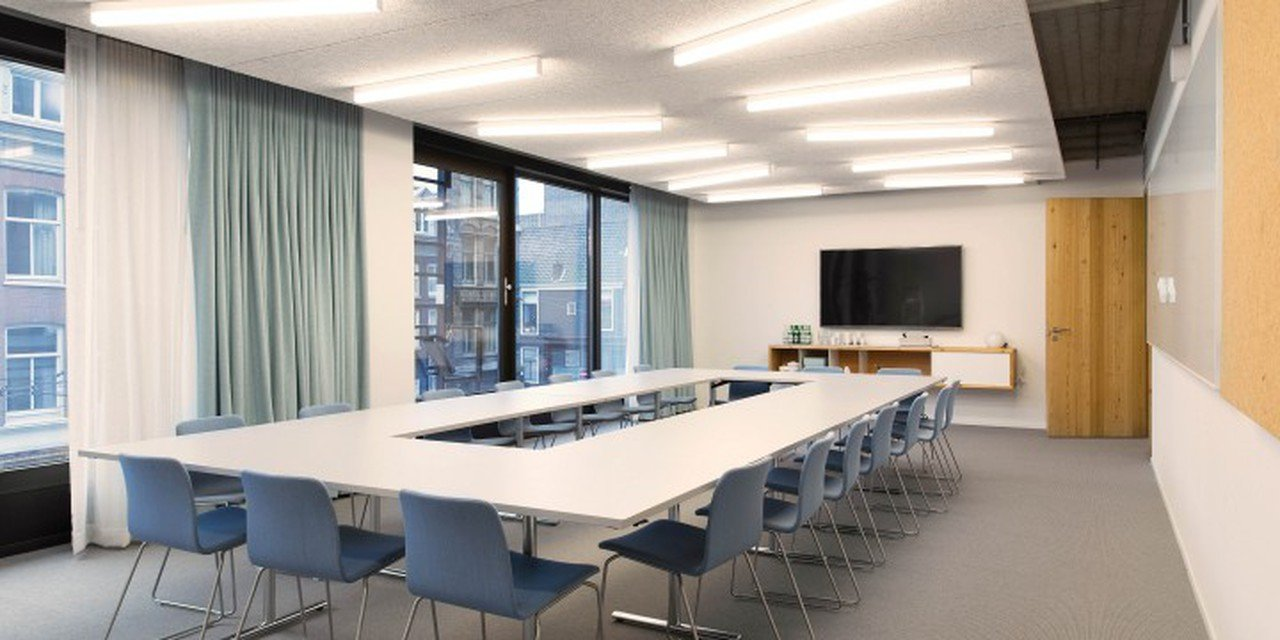 Amsterdam training rooms Meeting room Spaces Vijzelstraat - Room 9 image 0