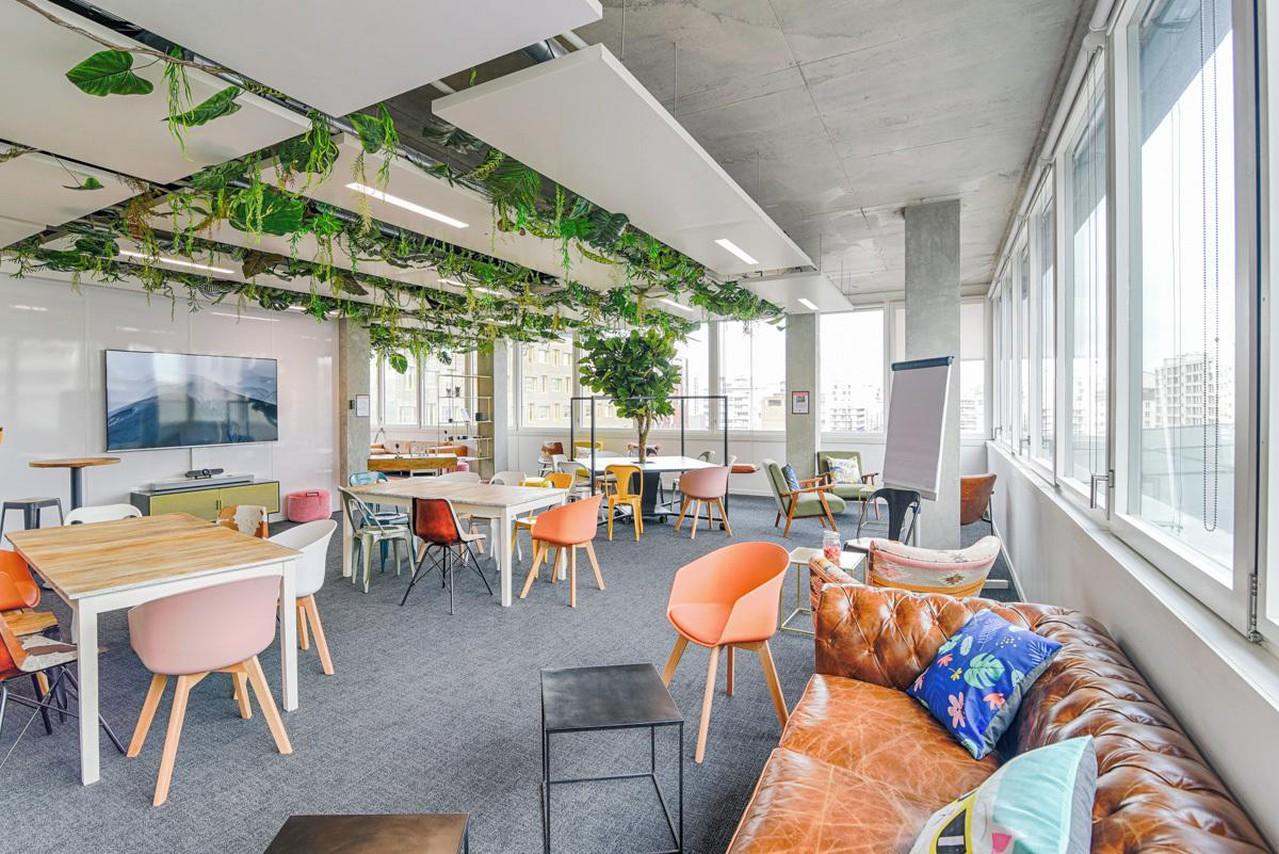 Lyon seminar rooms Workshop Jungle image 0