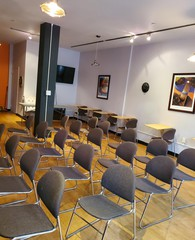 NYC workshop spaces Meetingraum The Conversation Room image 8