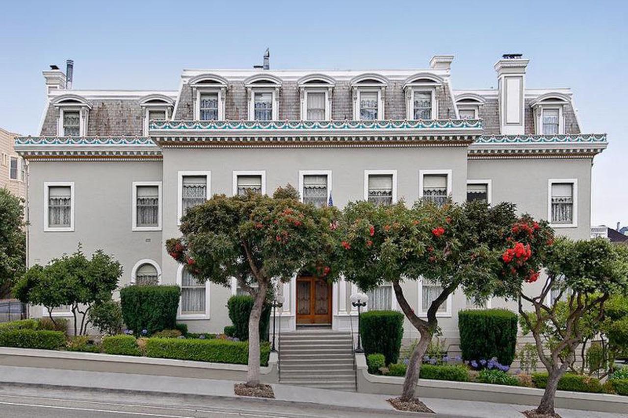 San Francisco corporate event venues Historic venue Archbishop's Mansion image 17