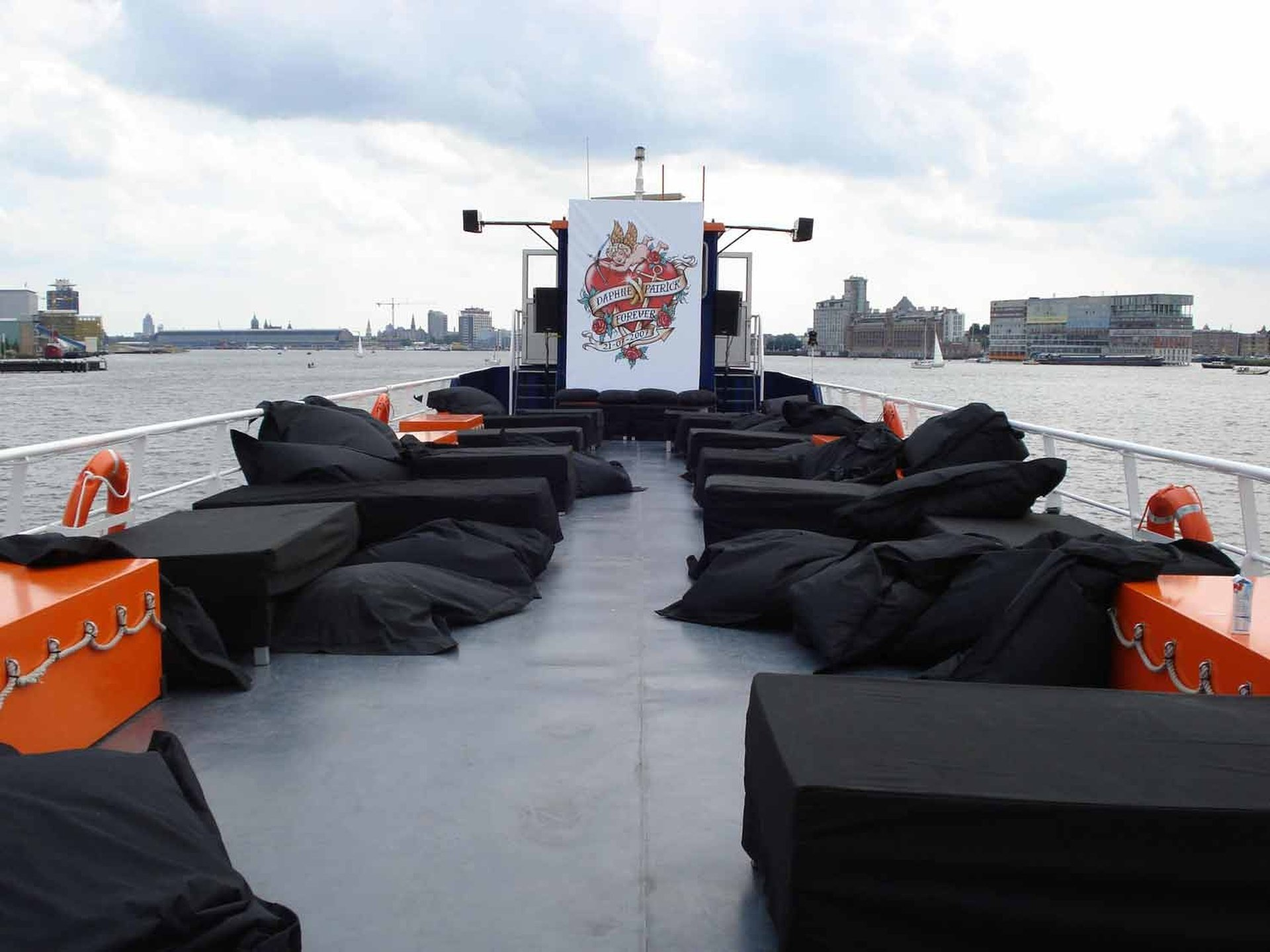 Amsterdam corporate event venues Bateau Boot10 image 10