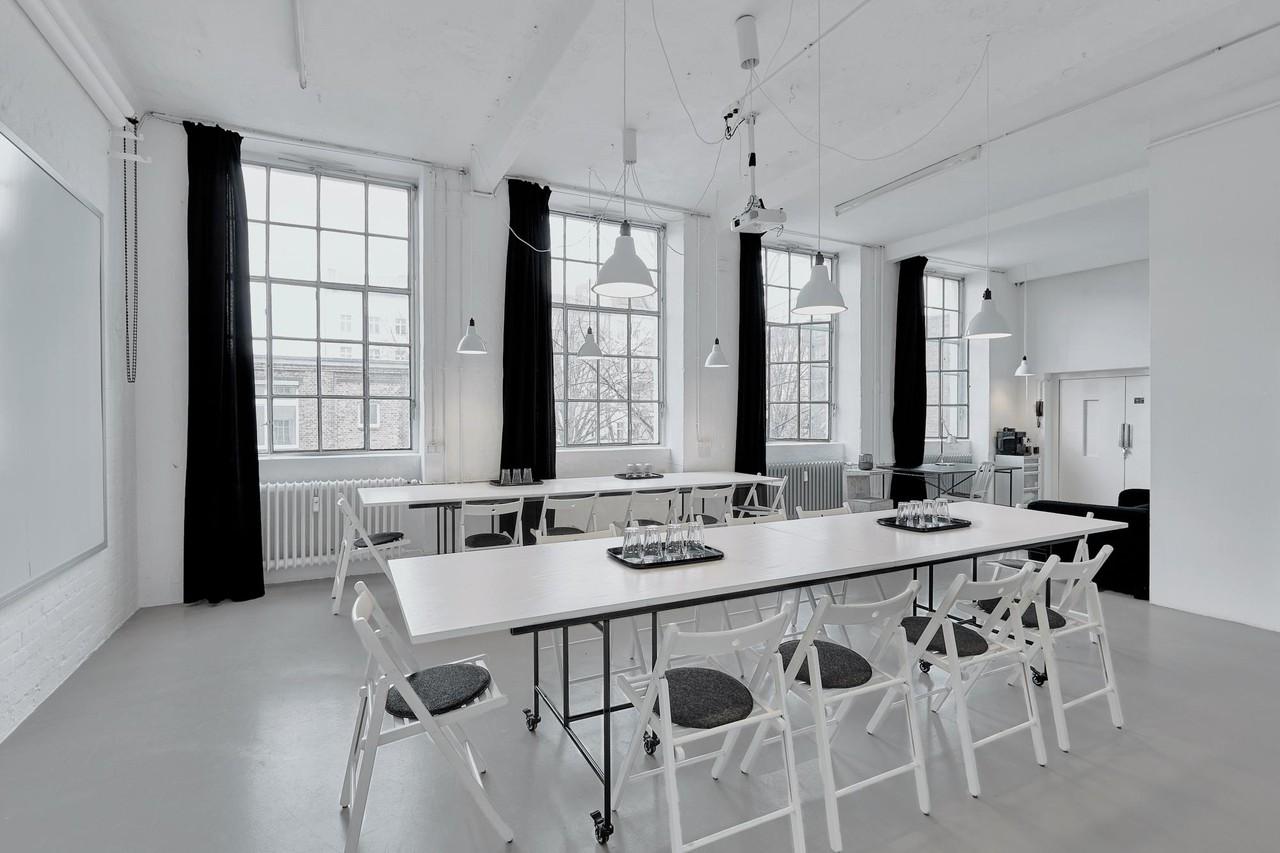 Berlin  Meeting room Studio-Location-Berlin image 11