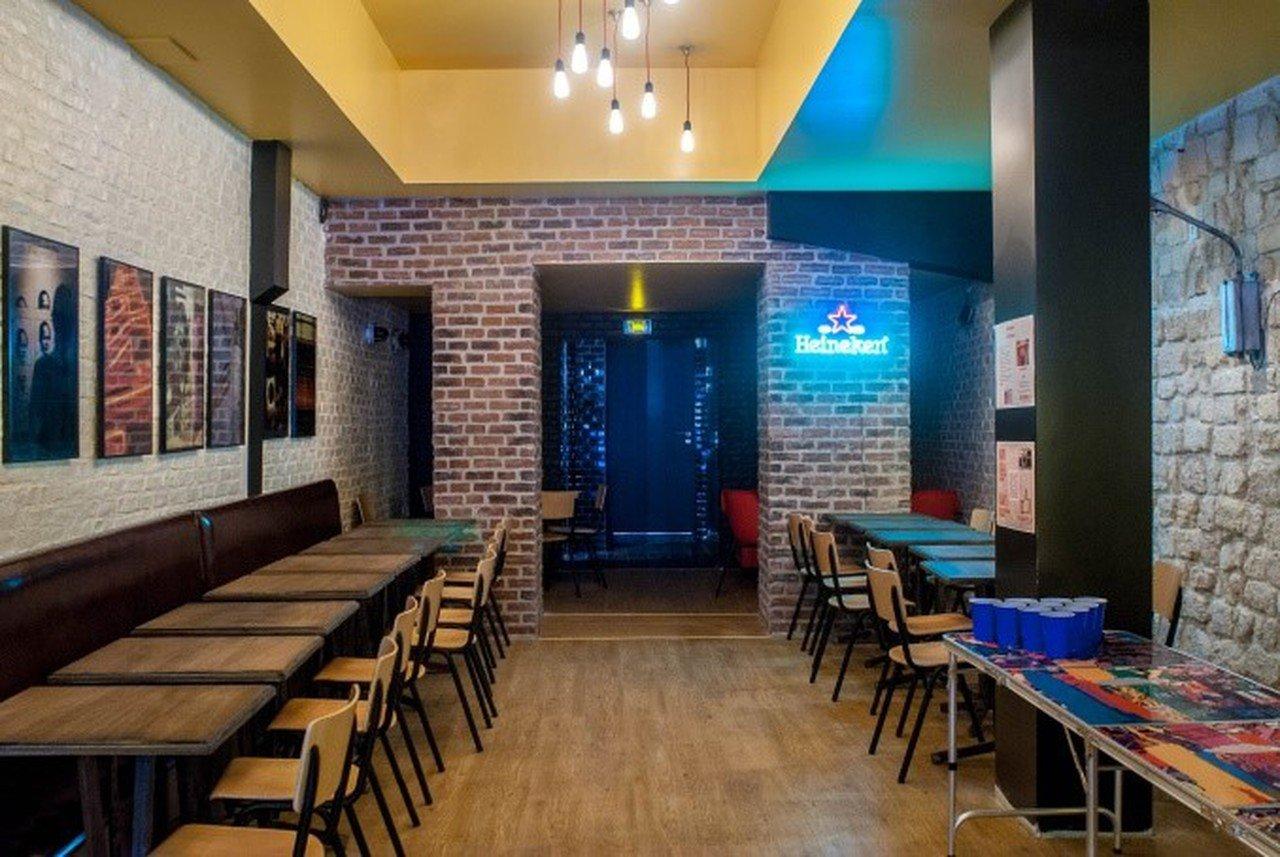 Paris corporate event venues Restaurant O'Connells Saint Honorée image 0