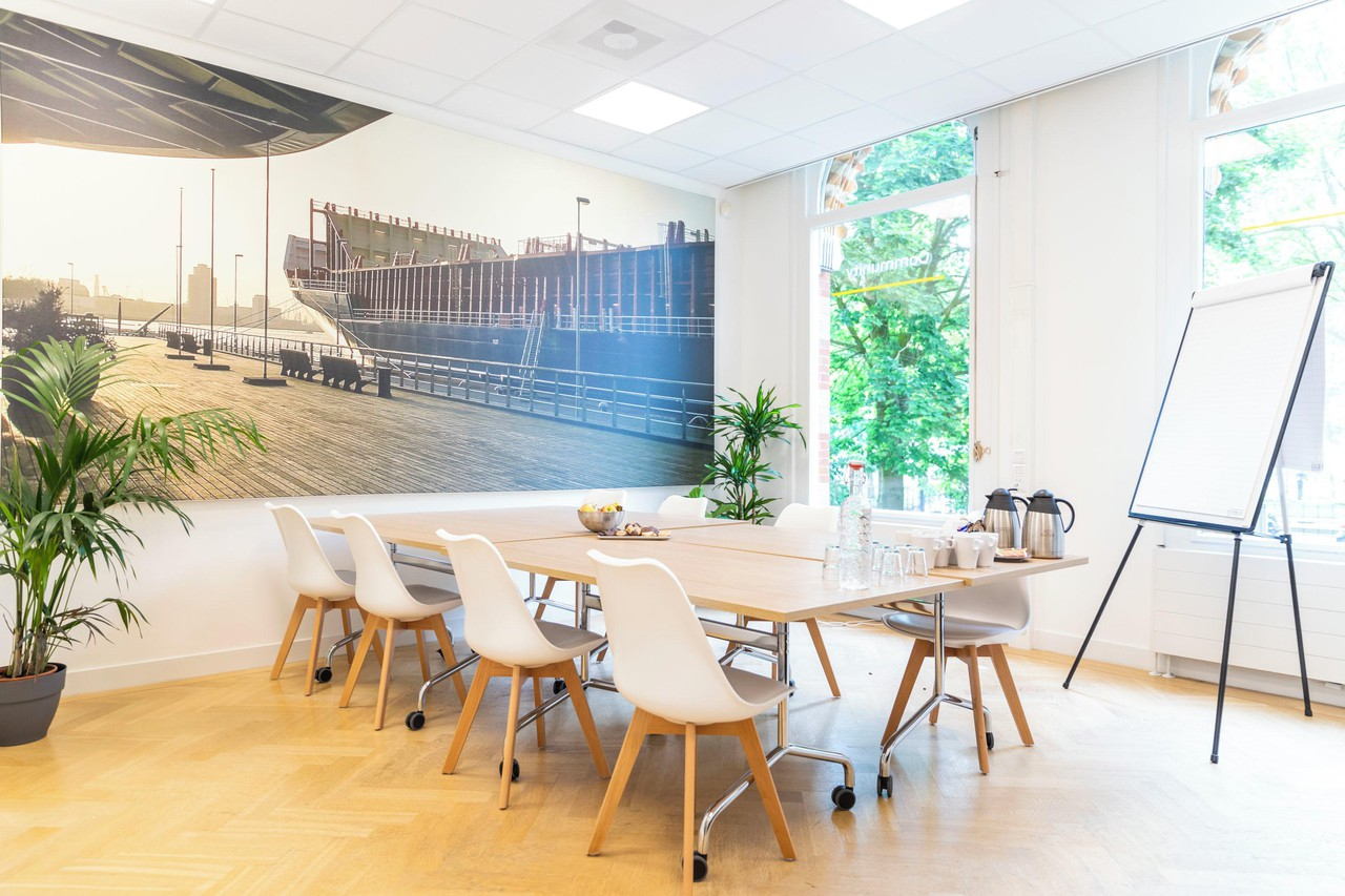 Rotterdam  Salle de réunion StartDock- Coolsingel image 1