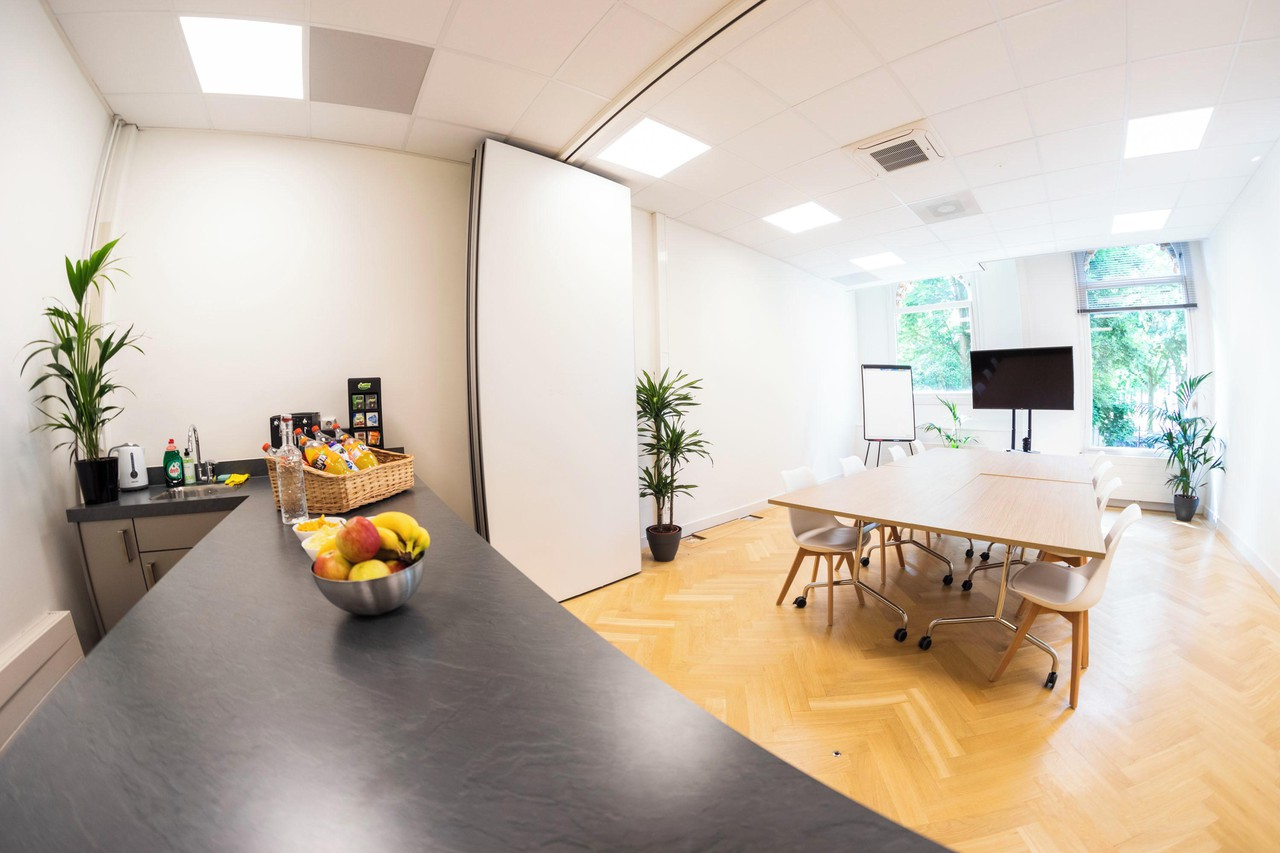 Rest of the World  Meeting room StartDock- Blaak image 0