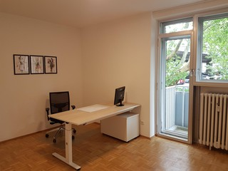 Rest der Welt   Exclusive day office  located directly at the Rhine - One desk image 0