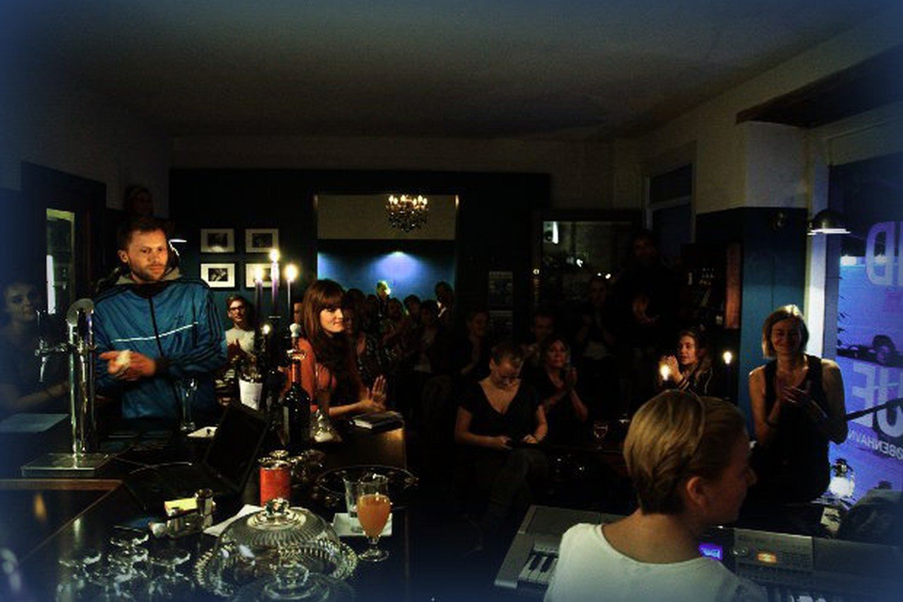 Copenhague corporate event venues Bar Kind of Blue image 0