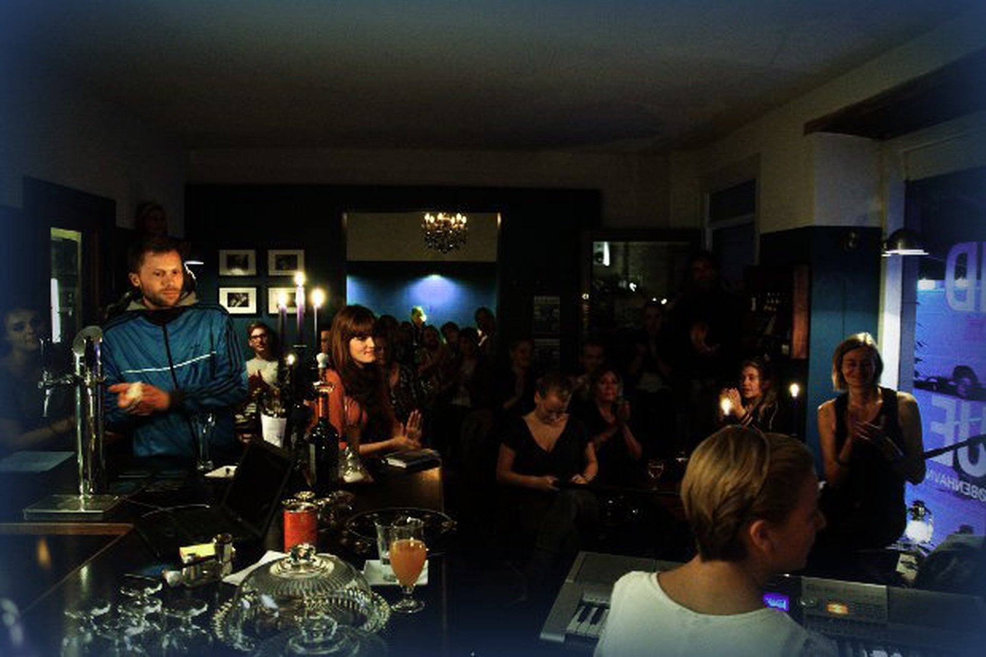 Copenhagen corporate event venues Bar Kind of Blue image 0