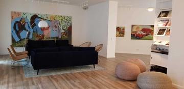 Berlin workshop spaces Galerie Salon image 0