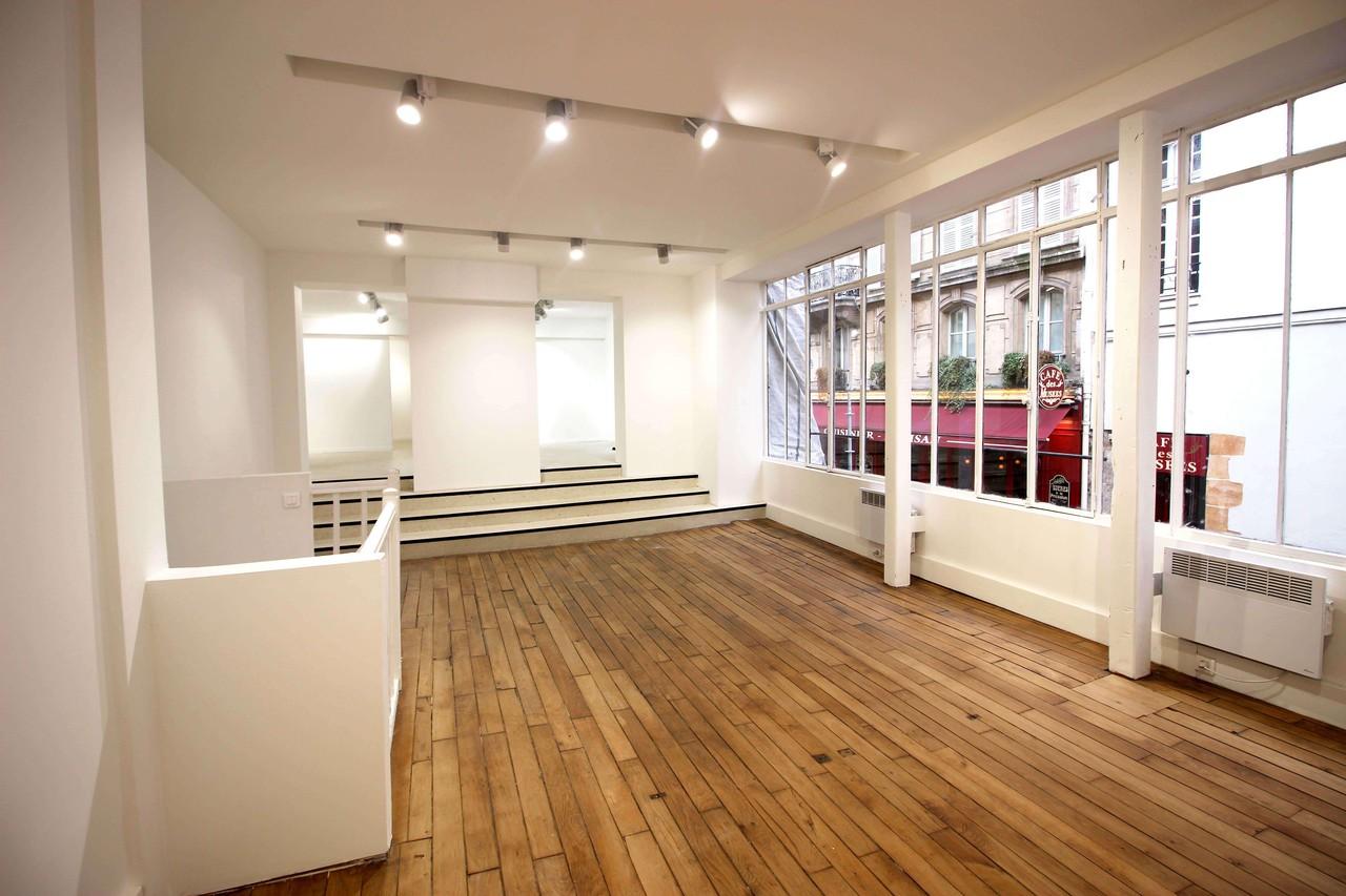 Paris training rooms Galerie Espace Turenne / Parc-Royal image 0