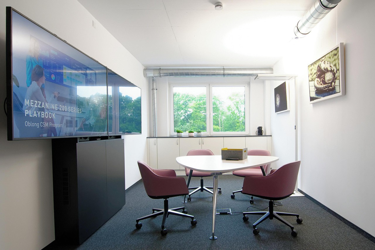 Stuttgart  Meeting room Raum Decision | Collaboration Center image 0