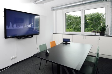 Stuttgart  Meeting room Raum Visualization | Collaboration Center image 2