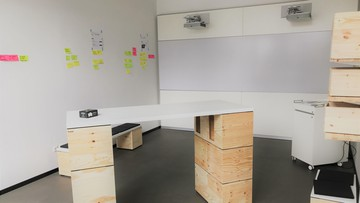 Köln training rooms Meetingraum Probierlab image 0
