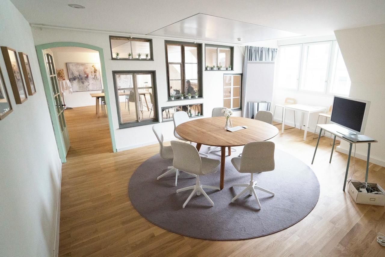 Zurich  Meeting room WeSpace - Meeting room image 0