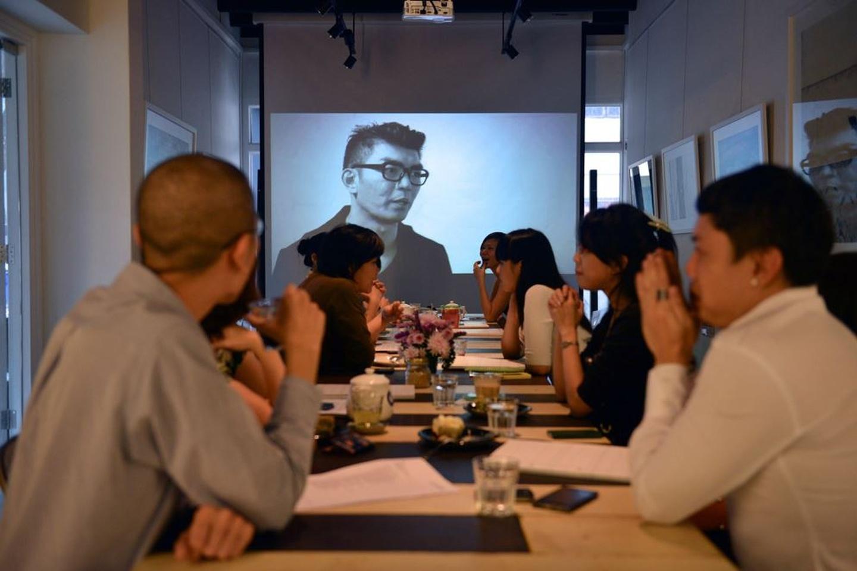 Rest der Welt workshop spaces Galerie Artistry image 0