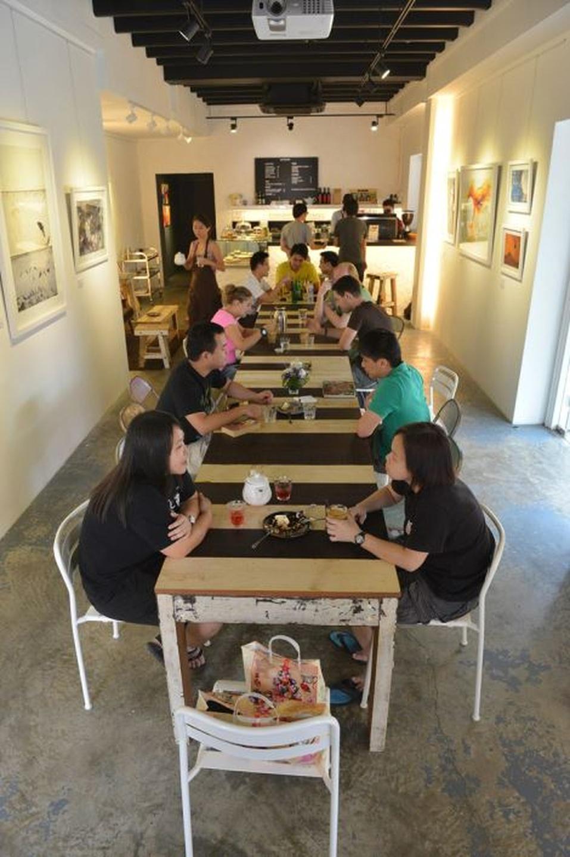Rest der Welt workshop spaces Galerie Artistry image 2