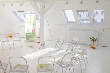 Rent Yoga + Kunstraum Für Ihre Veranstaltung Hamburg