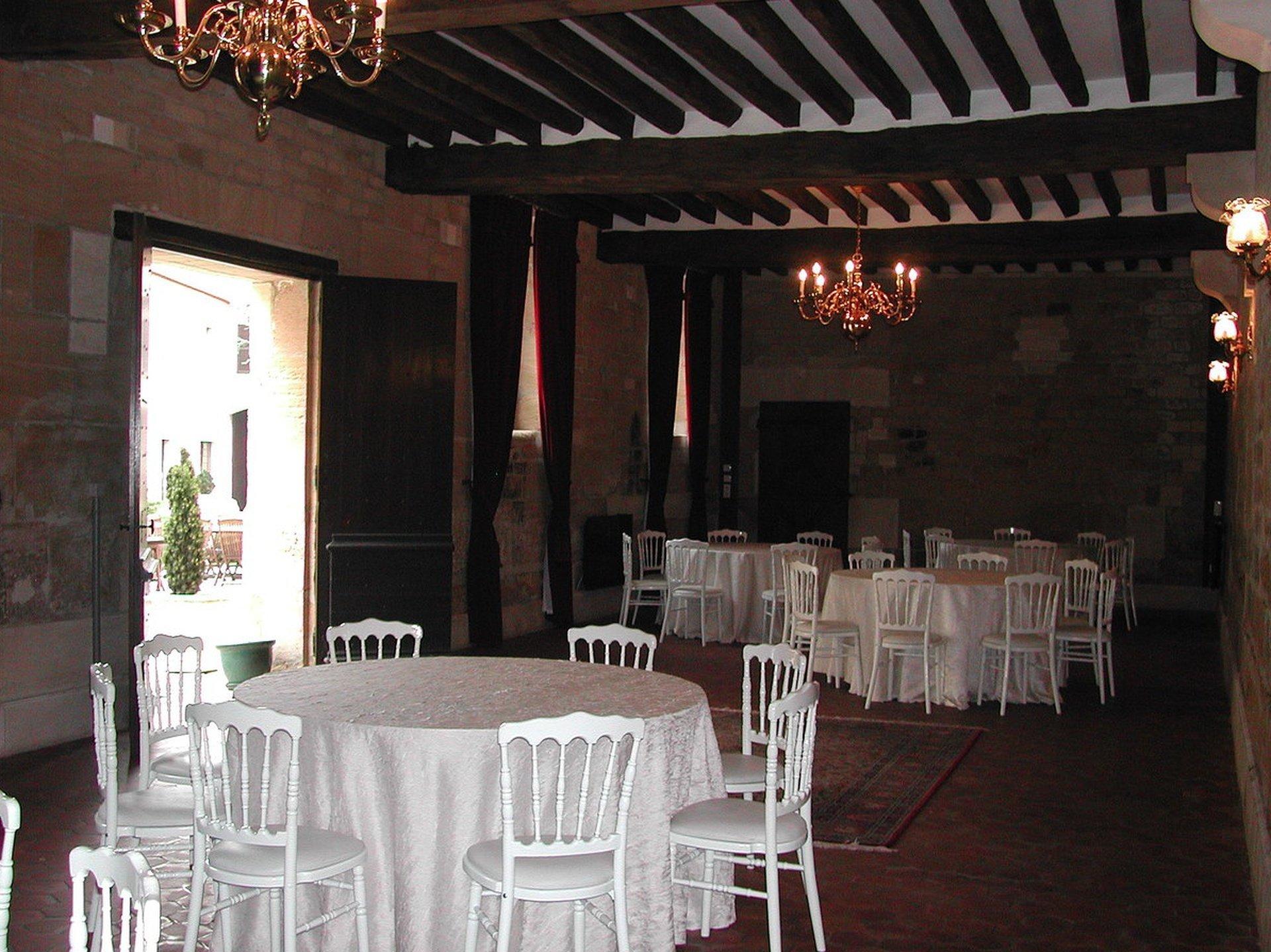 Paris corporate event venues Party room Salon Frantz image 0