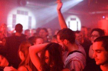 Kopenhagen corporate event venues Club Culture Box image 0