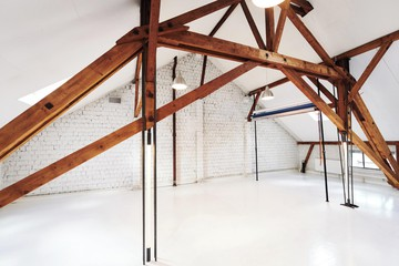 Zurich  Unusual Attic Loft Studio image 0