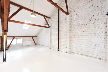 Zurich  Unusual Attic Loft Studio image 10