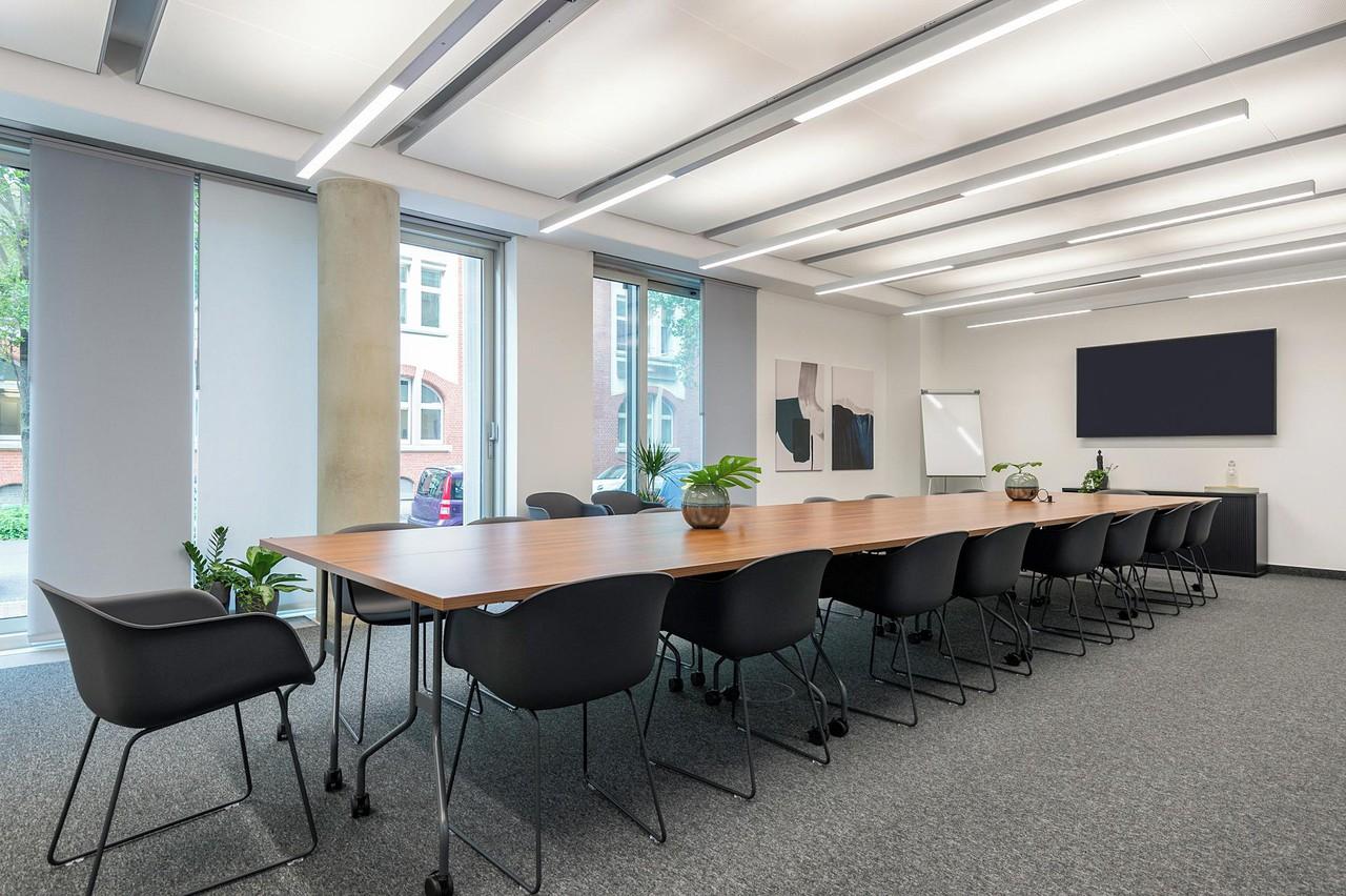Frankfurt training rooms Meeting room Richard image 0