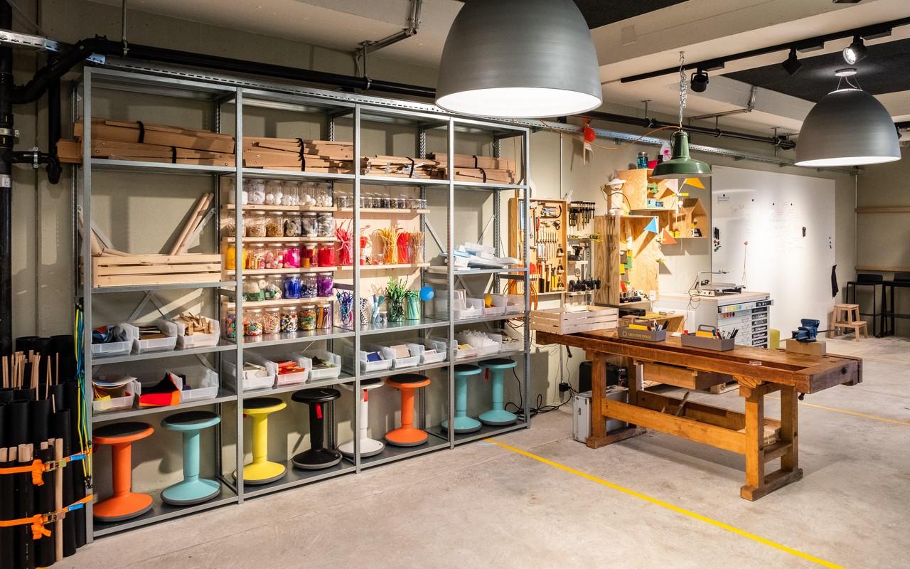 Zürich training rooms Besonders Ideation Space Zürich image 0