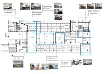Hamburg Schulungsräume Coworking space Creative Room image 3