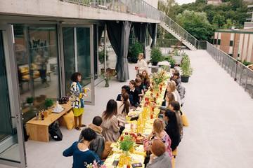 Berlin workshop spaces Terrasse Sun Deck at Lobe Block image 0