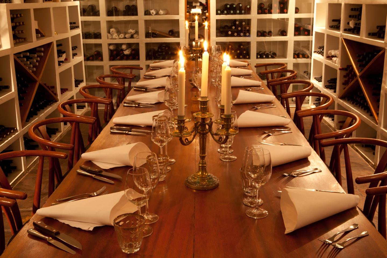 Copenhague corporate event venues Restaurant Restaurant Fuego Wine Cellar image 11