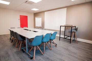 Lyon workshop spaces Meeting room Salle Sirocco image 0