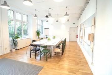 Berlin seminar rooms Coworking space Spacebase Campus - Entire Floor image 5