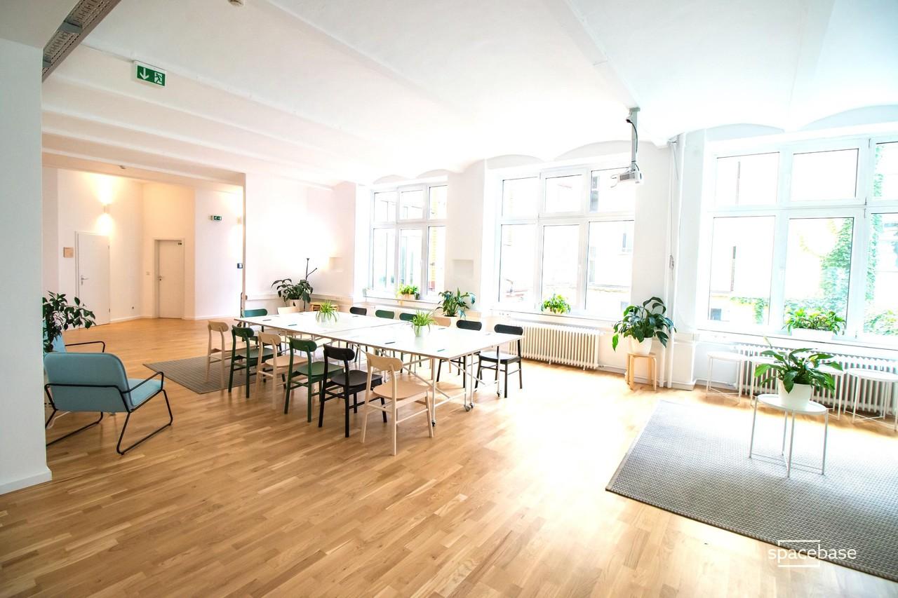 Berlin seminar rooms Coworking space Spacebase Campus - Entire Floor image 8