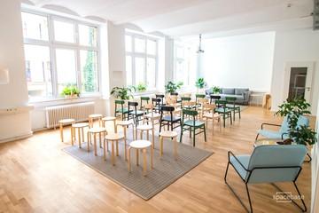 Berlin seminar rooms Coworking space Spacebase Campus - Entire Floor image 1