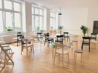 Berlin corporate event venues Meeting room Spacebase Campus - Event Space image 0