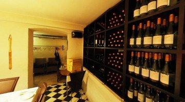 Copenhagen workshop spaces Restaurant Restaurant Asador Wine Cellar image 11