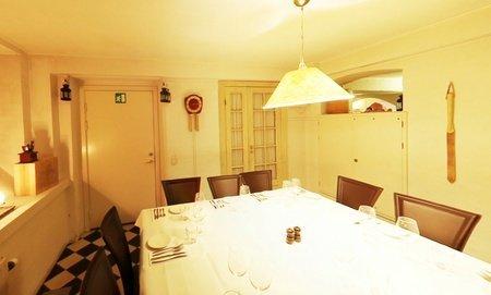 Copenhague workshop spaces Restaurant Restaurant Asador Wine Cellar image 0