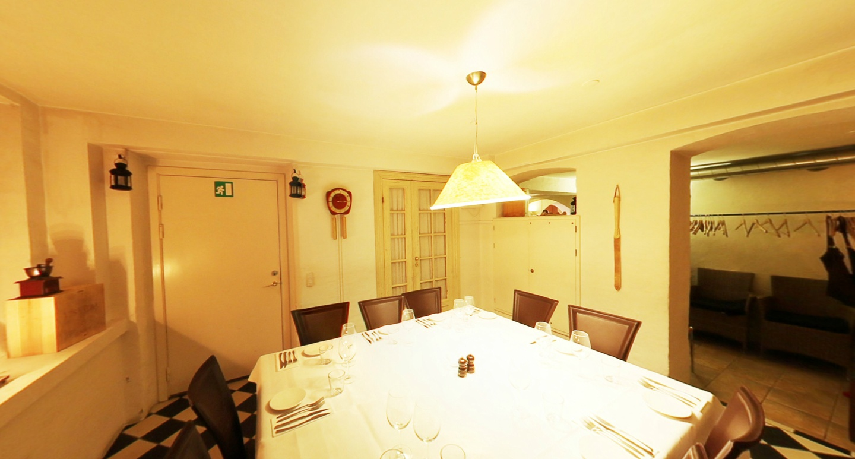 Copenhague workshop spaces Restaurant Restaurant Asador Wine Cellar image 11