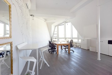 Berlin workshop spaces Private residence Penthouse loft in Berlin Mitte with amazing skyline view image 9