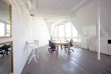 Berlin workshop spaces Private residence Penthouse loft in Berlin Mitte with amazing skyline view image 10