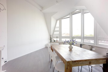 Berlin workshop spaces Private residence Penthouse loft in Berlin Mitte with amazing skyline view image 12