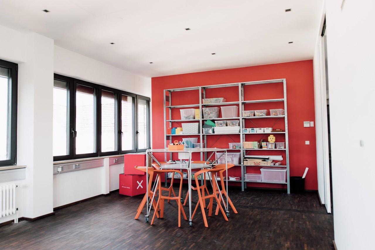 Hannover workshop spaces Unusual Baustelle - Vielseitiges Space mit 35qm image 3