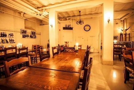 Copenhague corporate event venues Salle de réception Gastro Wine image 0