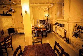 Copenhagen corporate event venues Party room Gastro Wine image 11