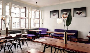 Berlin workshop spaces Restaurant Mogg image 0