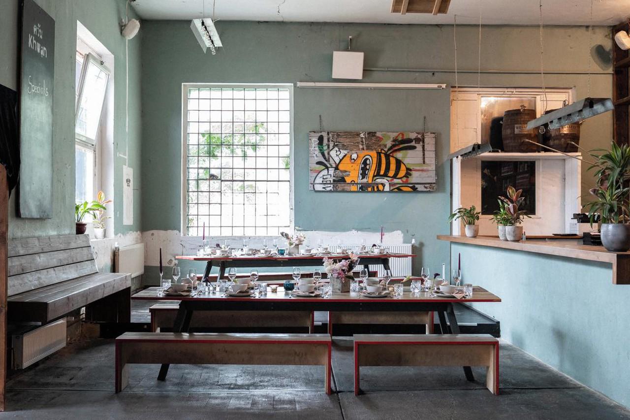 Berlin workshop spaces Restaurant  image 0