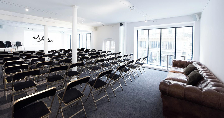Paris corporate event venues Party room Le Patio - Le Studio-loft image 6