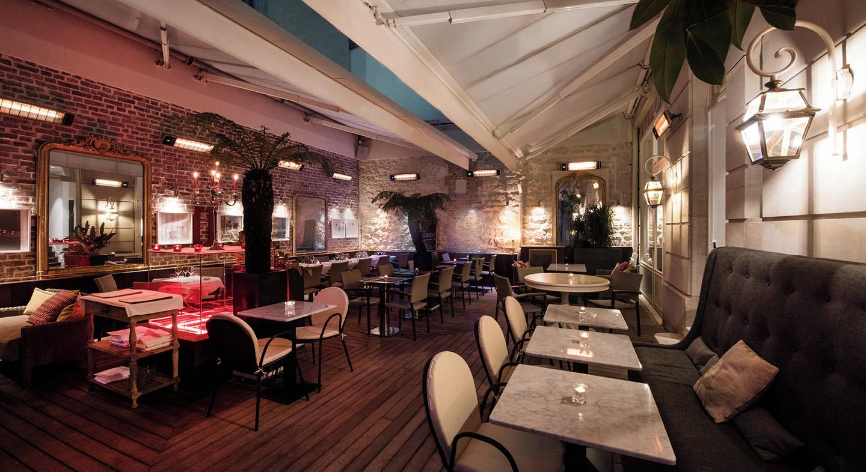 Paris corporate event venues Patio / Cour extérieure Le Patio - La Terrasse image 0